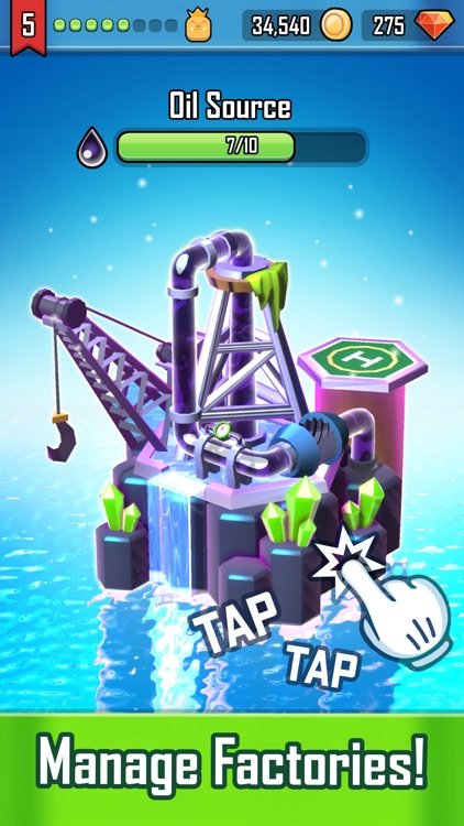 Idle Tower Tycoon : Tap, Craft screenshot-0