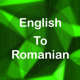 English To Romanian -:)