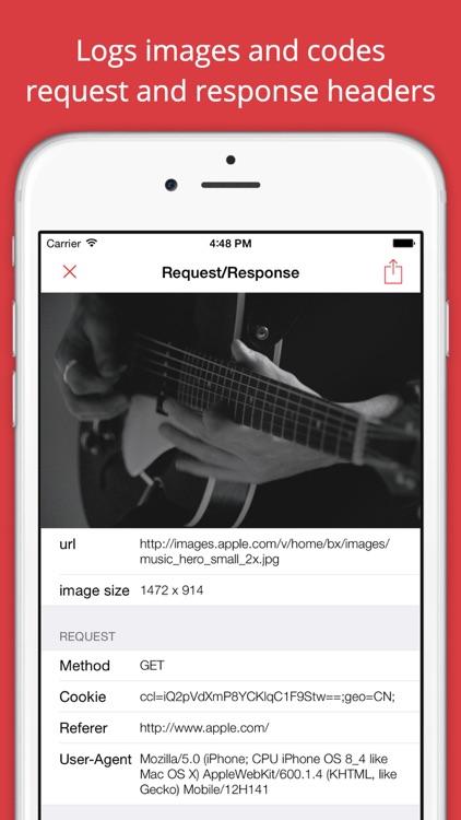 HttpFlow - Capture web request
