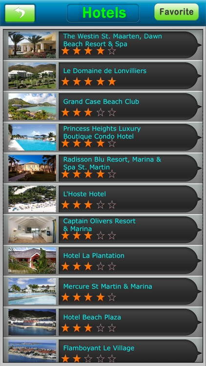 St Martin/Sint Maarten  Guide screenshot-1