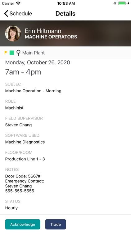 Shiftboard Online Scheduling