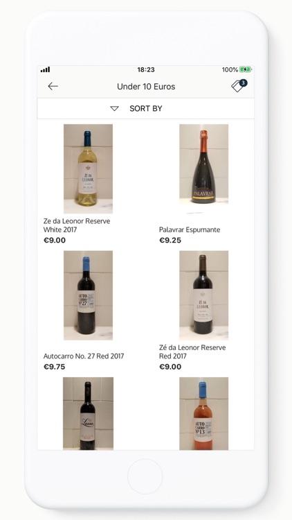 Vinho da Gama PT screenshot-3