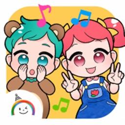 みんな楽しく童謡 手遊び歌 ゆめある By Yumearu Co Ltd