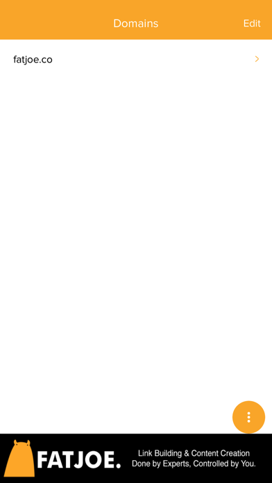 FATRANK - Keyword Rank Checker screenshot