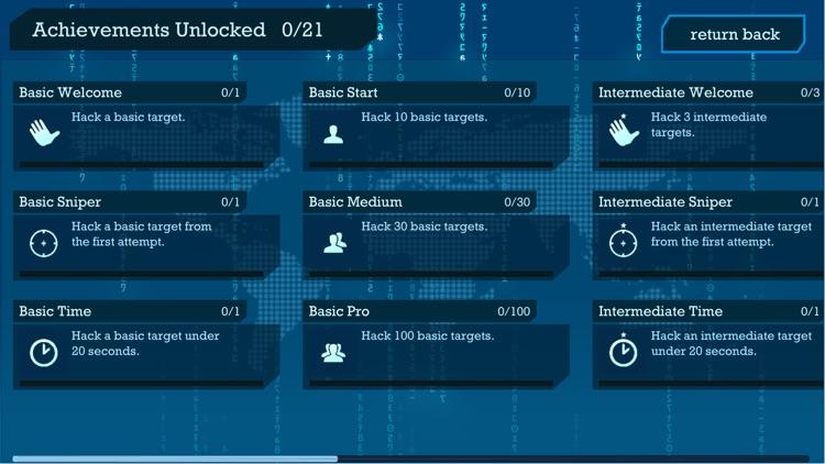 I Hacker Password Game screenshot-3