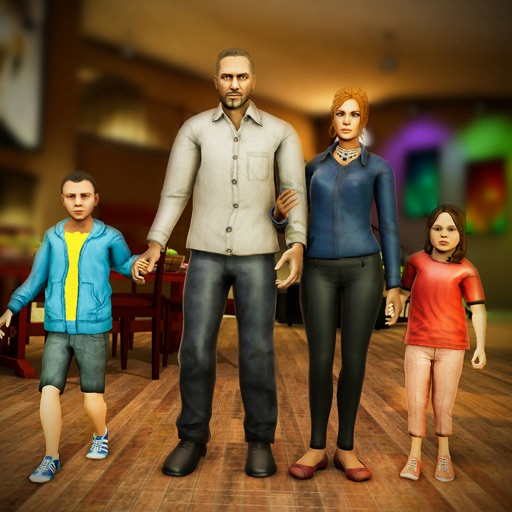 Virtual Dad - Dream Family Sim iOS App