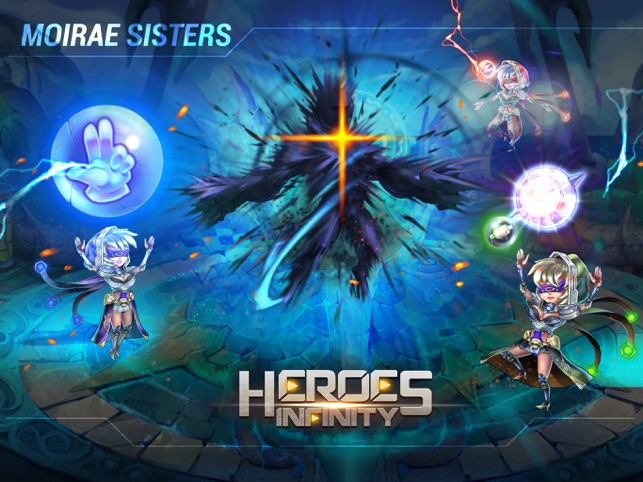 Heroes Infinity - Blade & Soul on the App Store