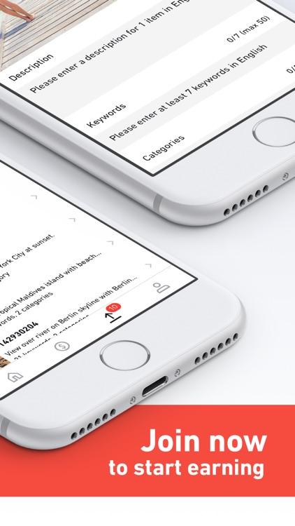 Shutterstock Contributor screenshot-5