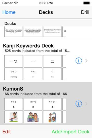 Simple Flash Card Maker - náhled