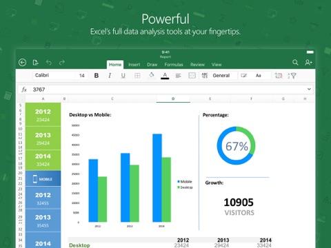 Microsoft Excel - náhled