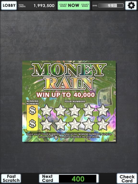 Lucky Lottery Scratchers screenshot 8