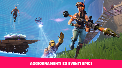 Download Fortnite per Pc
