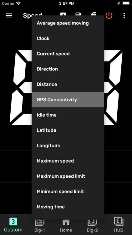 GPS Speedometer and Odometer screenshot-4
