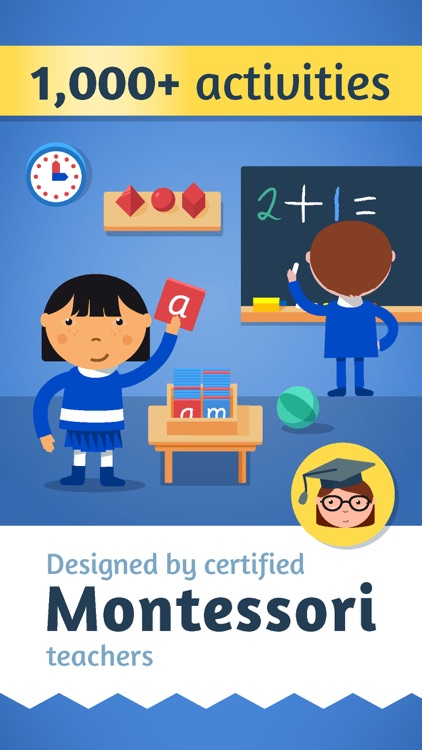 Montessori Preschool screenshot-0