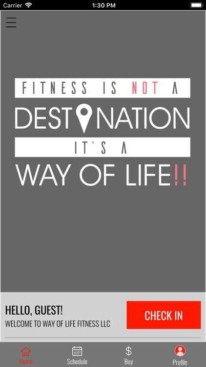Way of Life Fitness, LLC