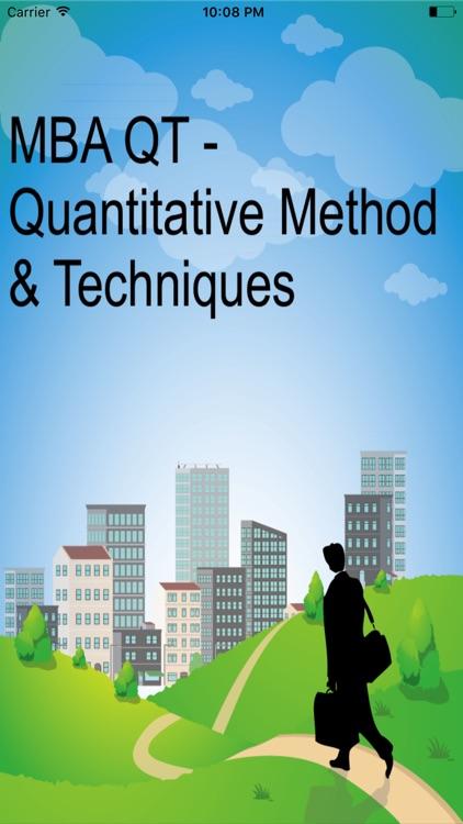 MBA QT -