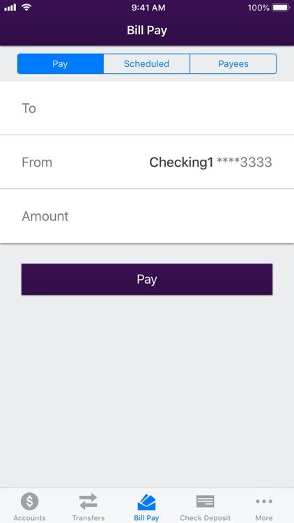 Member One FCU Mobile screenshot-4