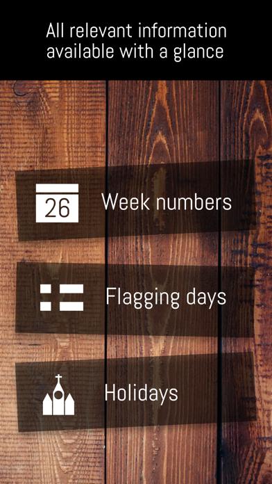 点击获取Finnish calendar