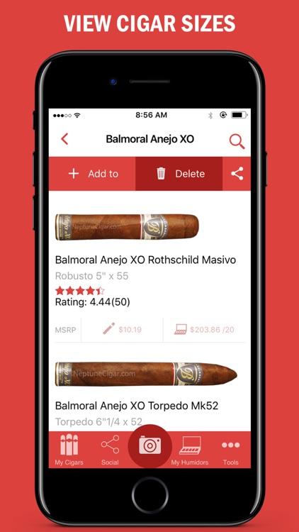 Cigar Scanner screenshot-7