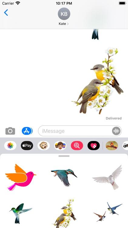 Amazing Birds Gallery screenshot-3