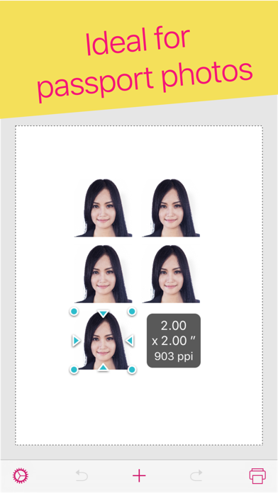 Print to Size Screenshots