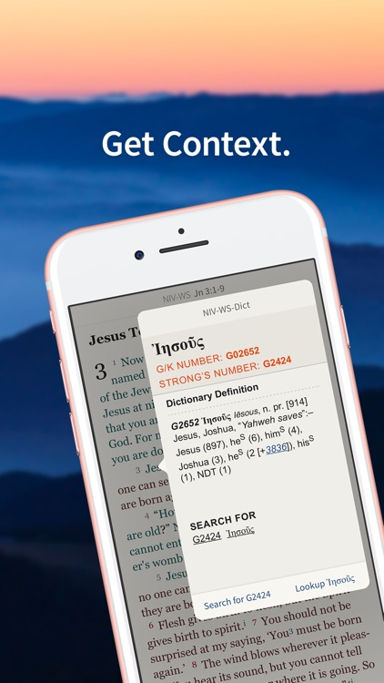NIV Bible App + screenshot-5