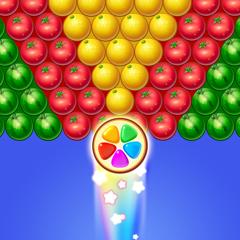 Shoot Ball Fruit Splash