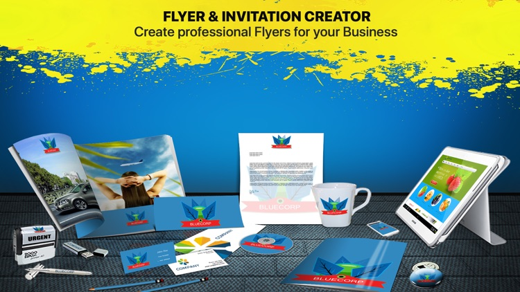 Flyer & Invitation Creator