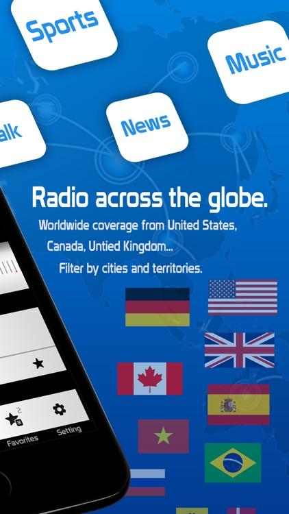 Scanner Radio FM & AM