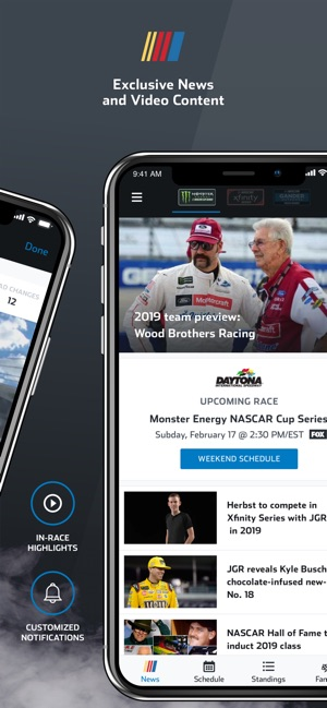 NASCAR MOBILE on the App Store