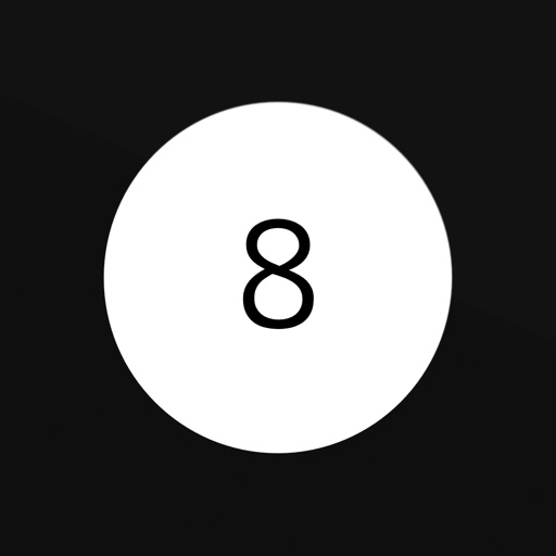 Modern Magic 8 Ball