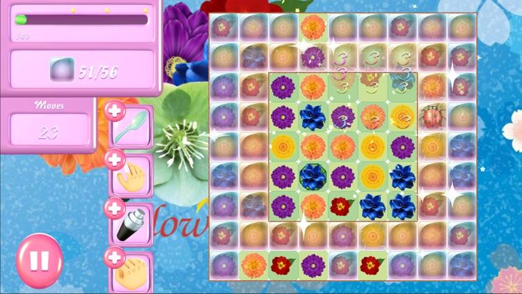 Flower Jewels screenshot-3