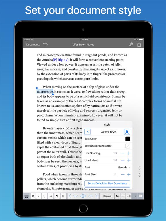 TextEdit + for RTF, LaTeX, Mdのおすすめ画像3