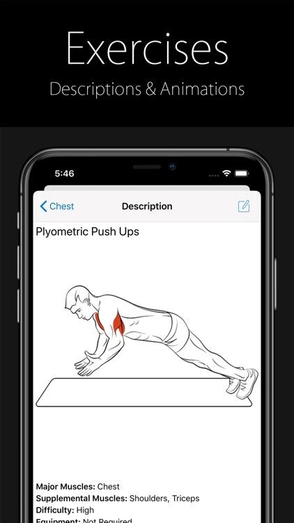 Fitness Coach FitProSport FULL screenshot-5