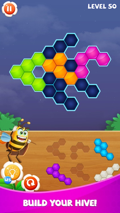Blockdom: Hexa,Triangle,Square screenshot-0