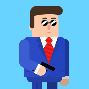 Mr Bullet - Spy Puzzles - Games app