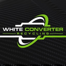 White Converter Recycling