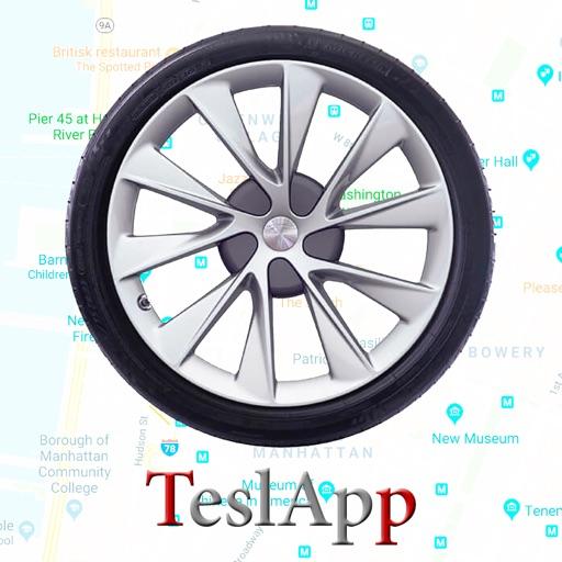 TeslApp - App for Tesla