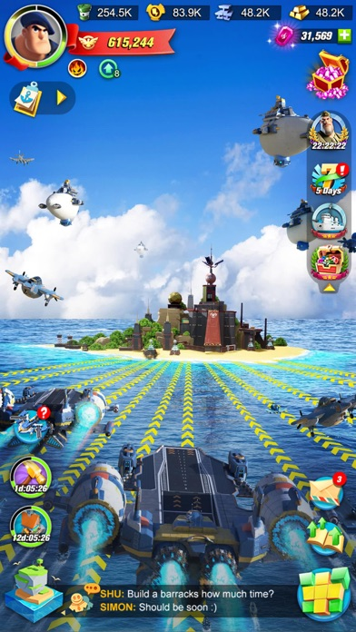 Sea Game: Mega Carrierのおすすめ画像5