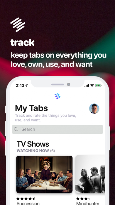 Tabs - You, For Everything screenshot 3