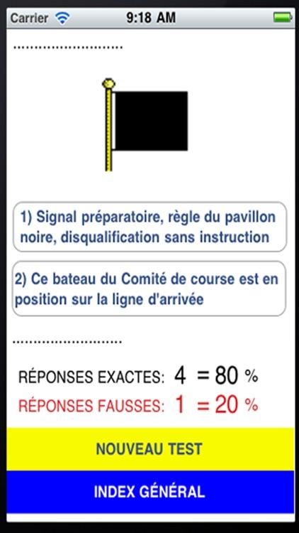 Règles de Course à la Voile screenshot-4
