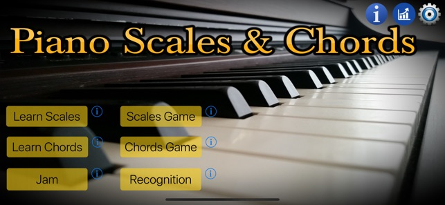 Piano Scales & Chords on the App Store