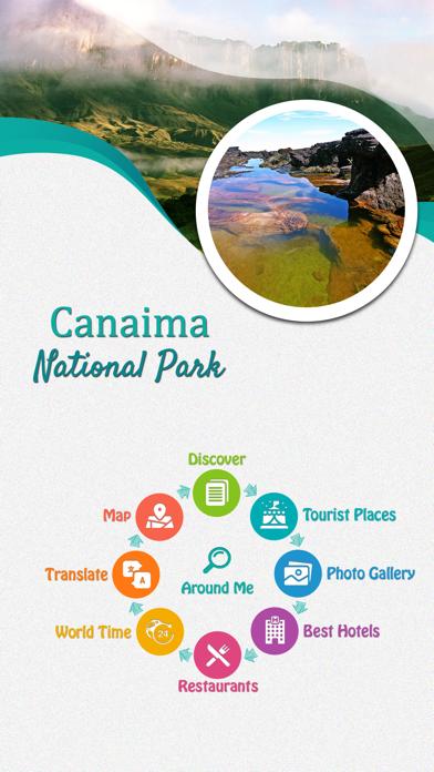 Canaima National Park screenshot 2