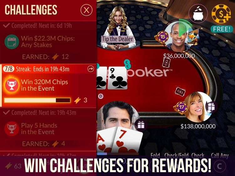 Zynga Poker HD