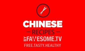 Chinese Recipes by Fawesome.tv