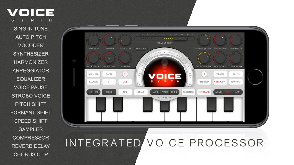 Voice Synth Modular Ios Apps Appagg