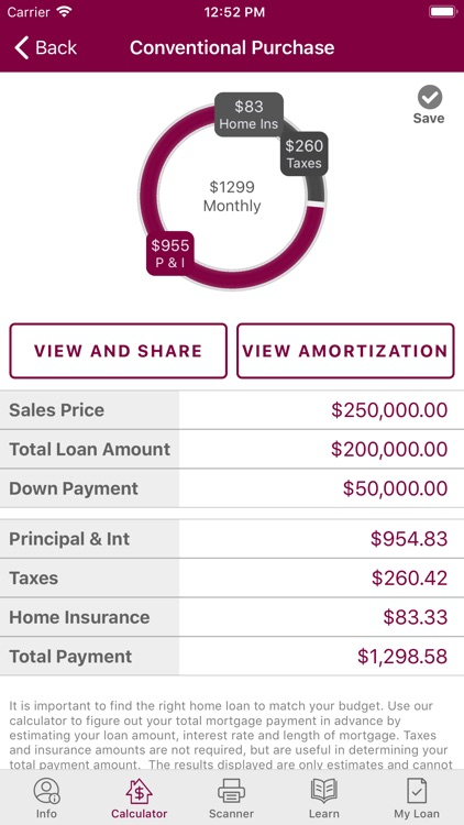 HomeSale Mortgage, LLC APP screenshot-3