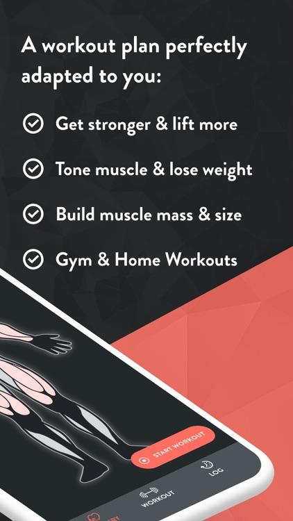 Fitbod Gym & Home Workout Log