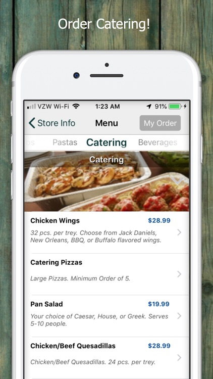 Redfish Pizza screenshot-4