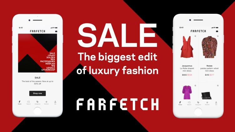 Farfetch - Designer Clothing screenshot-5